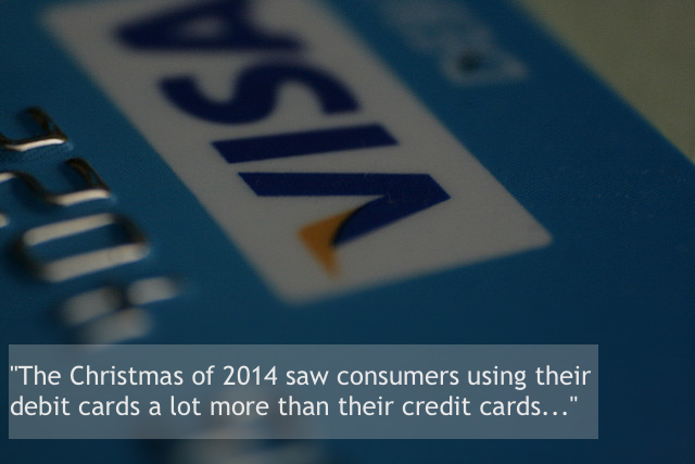 Debit Cards Actually Beat Credit Cards This Christmas